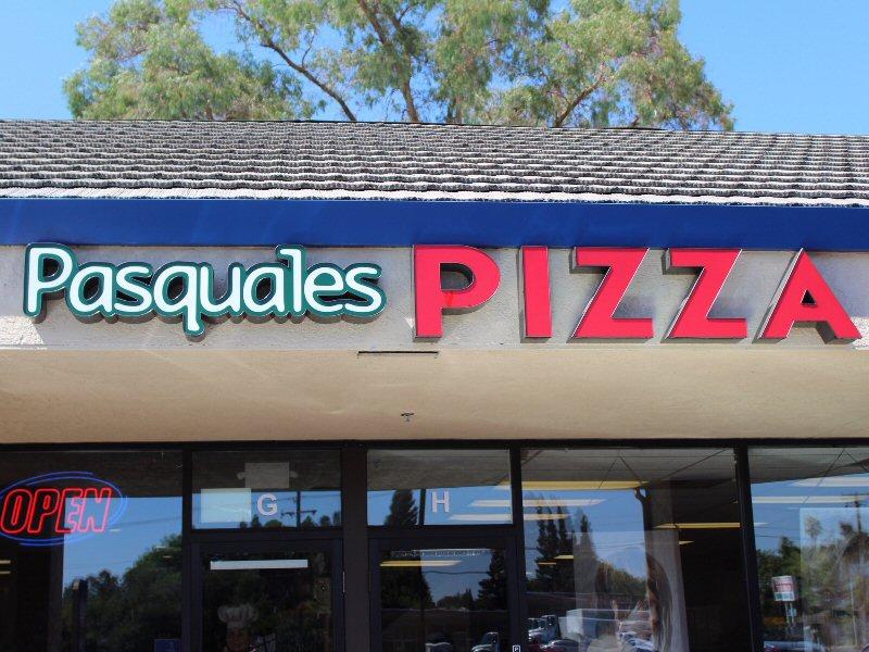 Pasquale's Italian Pizzeria Contact