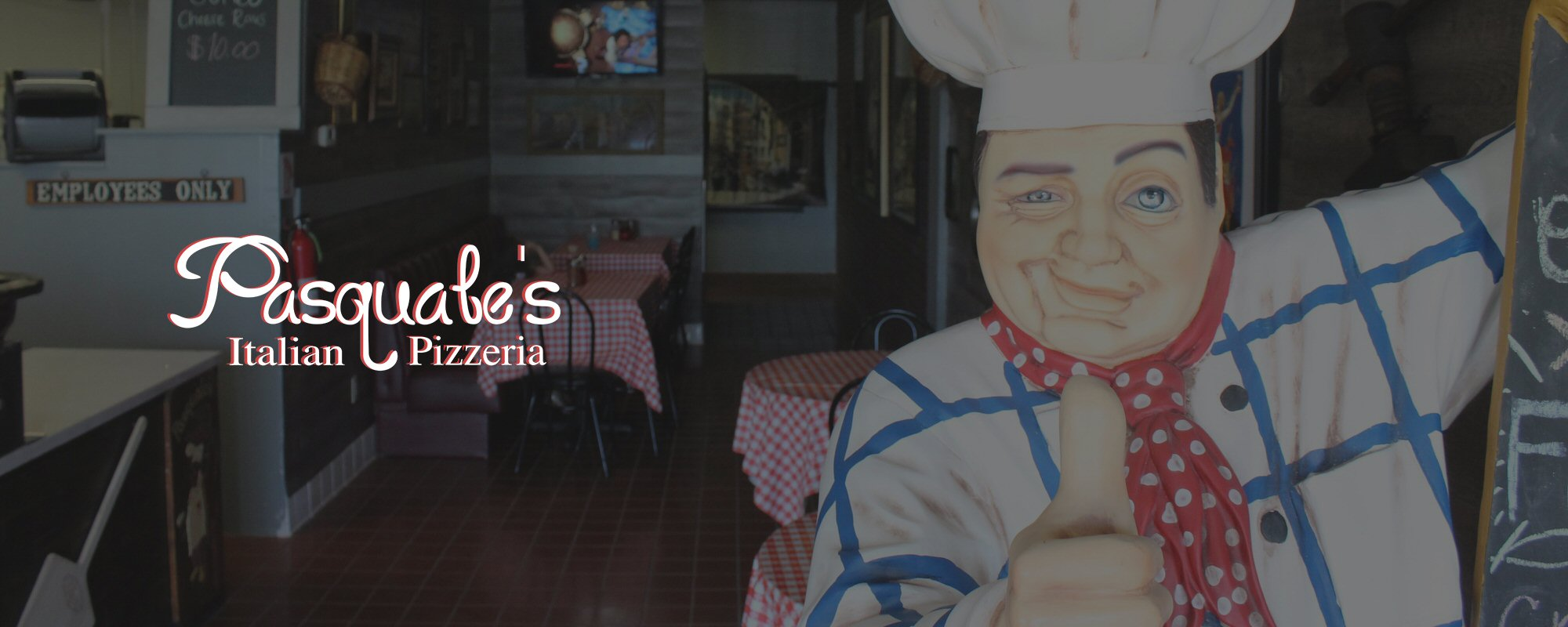 Pasquale's Italian Pizzeria